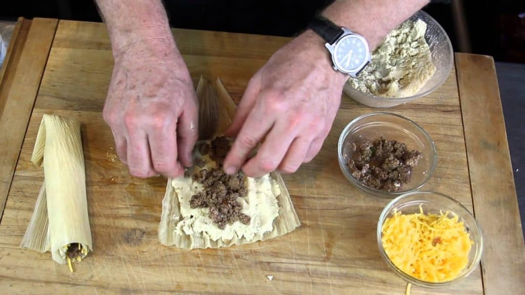 Easy To Make Hot Tamales At Home