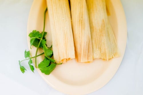 Here Is How You Can Make Some Hot Tamales