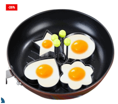 Egg Rings Cooking Mold