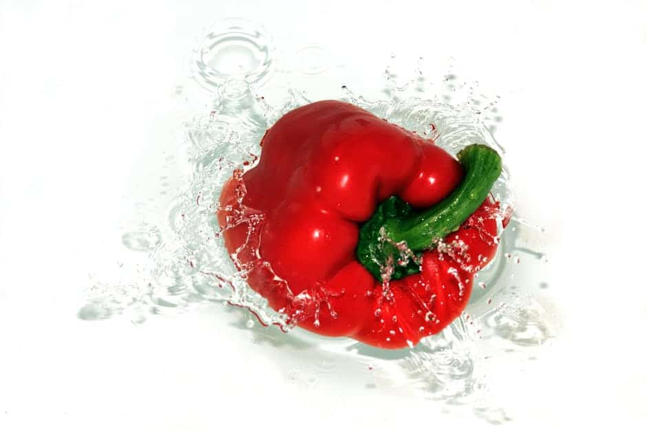 Importance Of Red Pepper